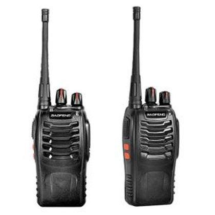 2 Talkie-walkie
