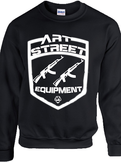 Sweat ArtStreet Black&White