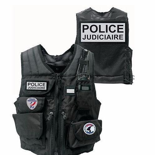 Gilet Police Judiciaire - Factice [70]
