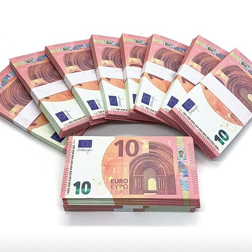 1 Liasse de 10 € : 60 Billets [20]
