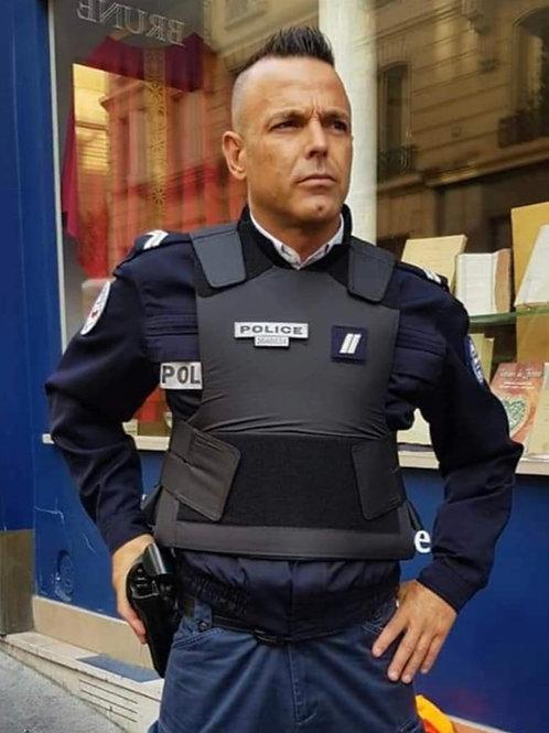 Gilet par Balle Police - Factice [60]