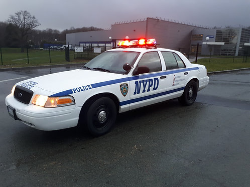 Véhicule : Police NYPD