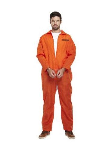 Tenue : Prisonnier