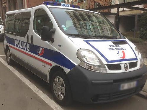 Voiture Police : Trafic