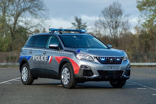 Voiture Police : Peugeot 5008