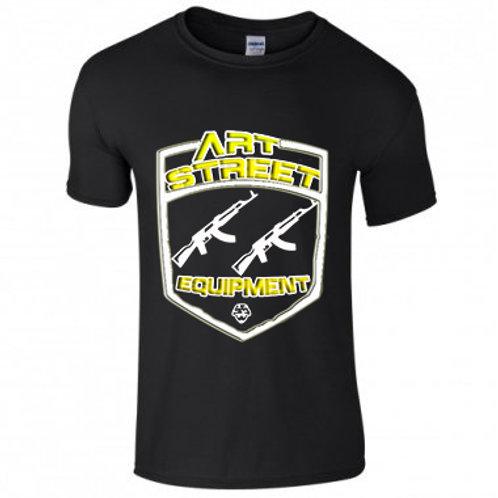 T-Shirt ArtStreet Yellow