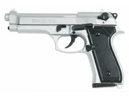 Beretta Chromé 9mm : à blanc [100]