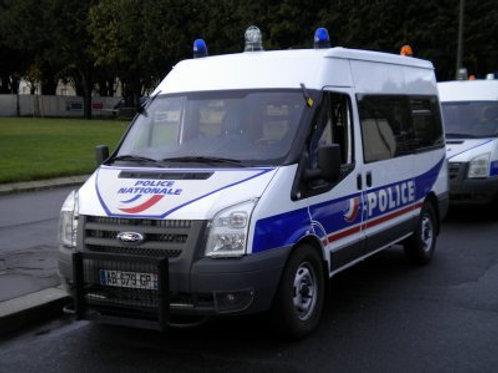 Voiture Police : Transit
