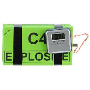 Explosif Factice - C4