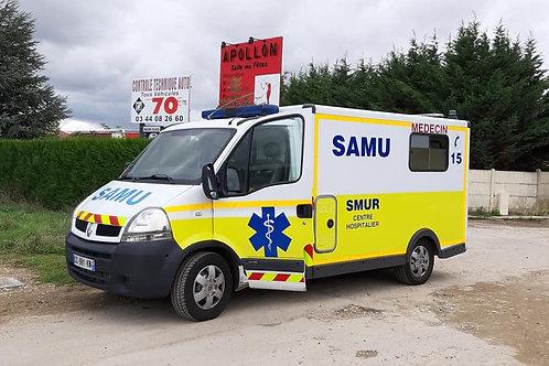 Camion SAMU