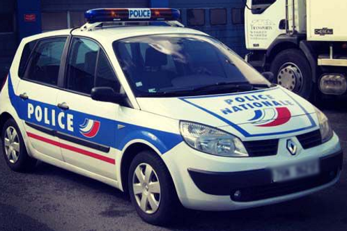 Voiture Police : Scénic