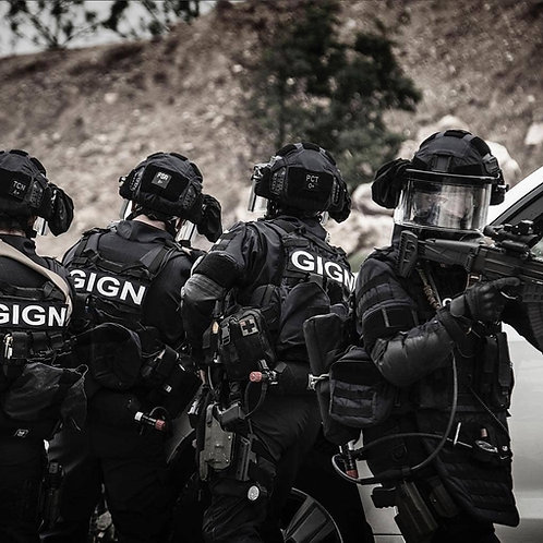 Pack 5 Costumes : GIGN [600]