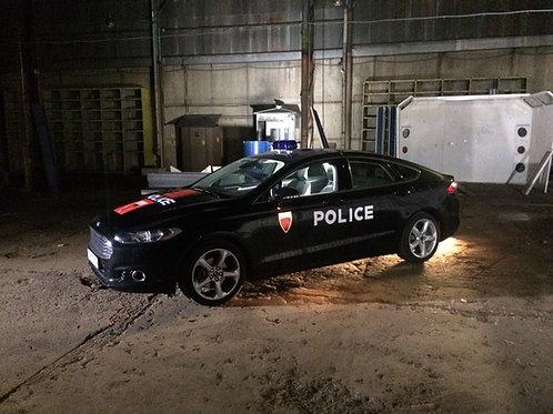 Mondeo Police [Véhicule]