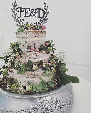 Happy Wedding day JEBR! Hope you like yo