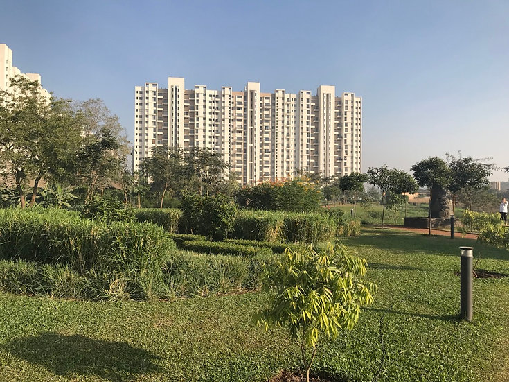 2.5BHK LAKESHORE GREENS - LAKESIDE