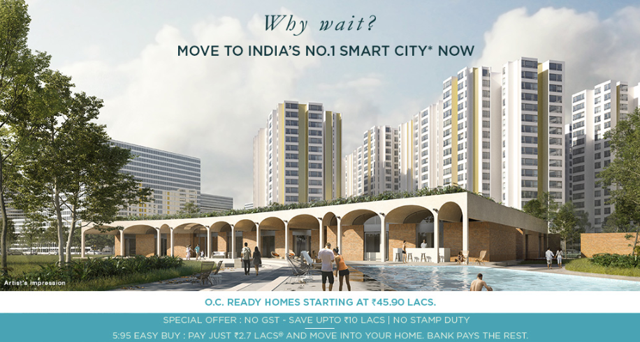 2BHK LAKESHORE GREENS