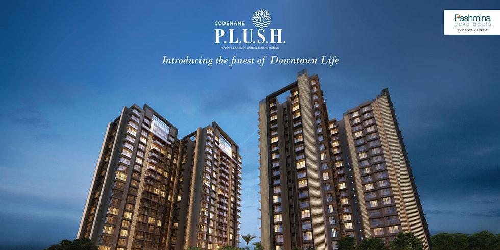 Codename Plush Powai 2&3Bed Homes