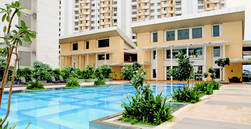 2BHK LAKESHORE GREENS - LAKESIDE