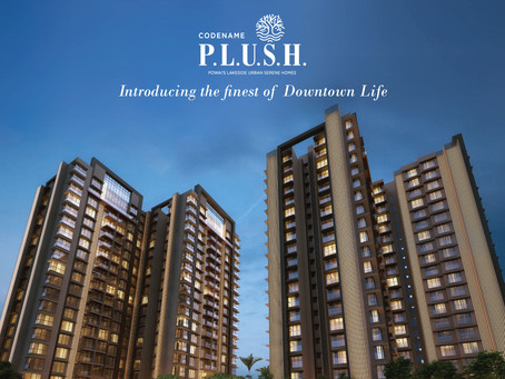 DOWNTOWN LIVING CODENAME PLUSH POWAI