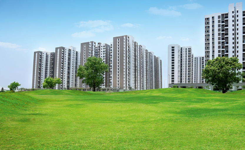 2.5BHK LAKESHORE GREENS - VISTA