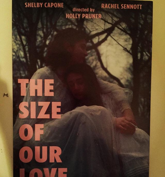 The Size Of Our Love Poster