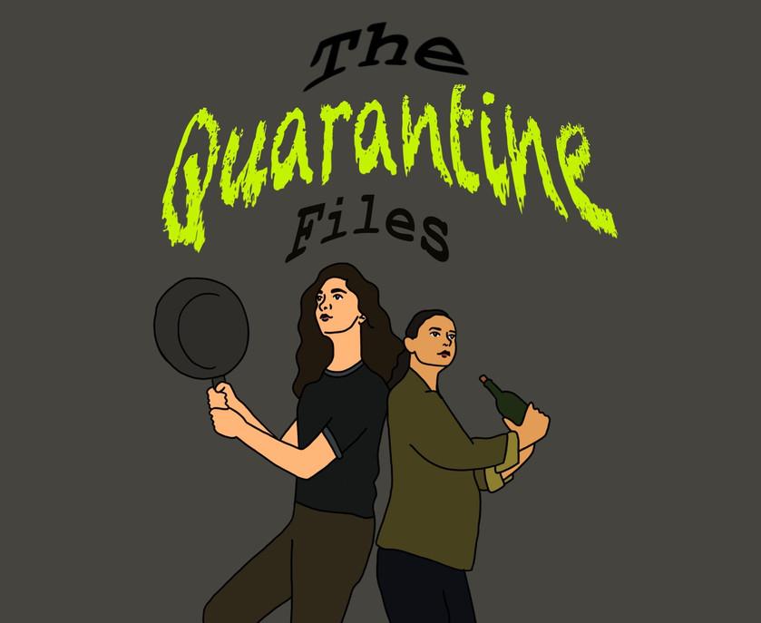 Quarantine Files Podcast