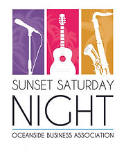 Sunset Saturday Night Logo