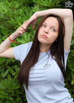 T-shirt Poussin