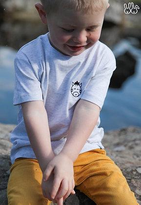 T-shirt Petit Zèbre