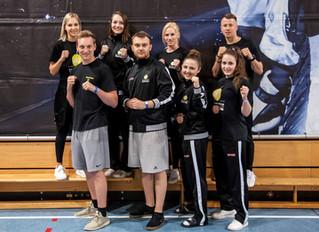 Rekordzahlen für das SSMAC Team bei der Deutschen Meisterschaft in Eisenach