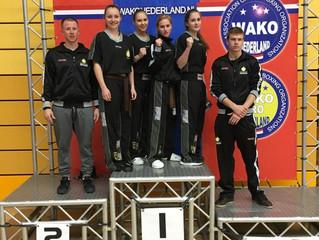 S-SMAC Team auf der Dutch Open in Amsterdam