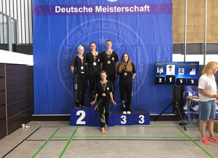Deutsche Meisterschaft der WAKO 2017