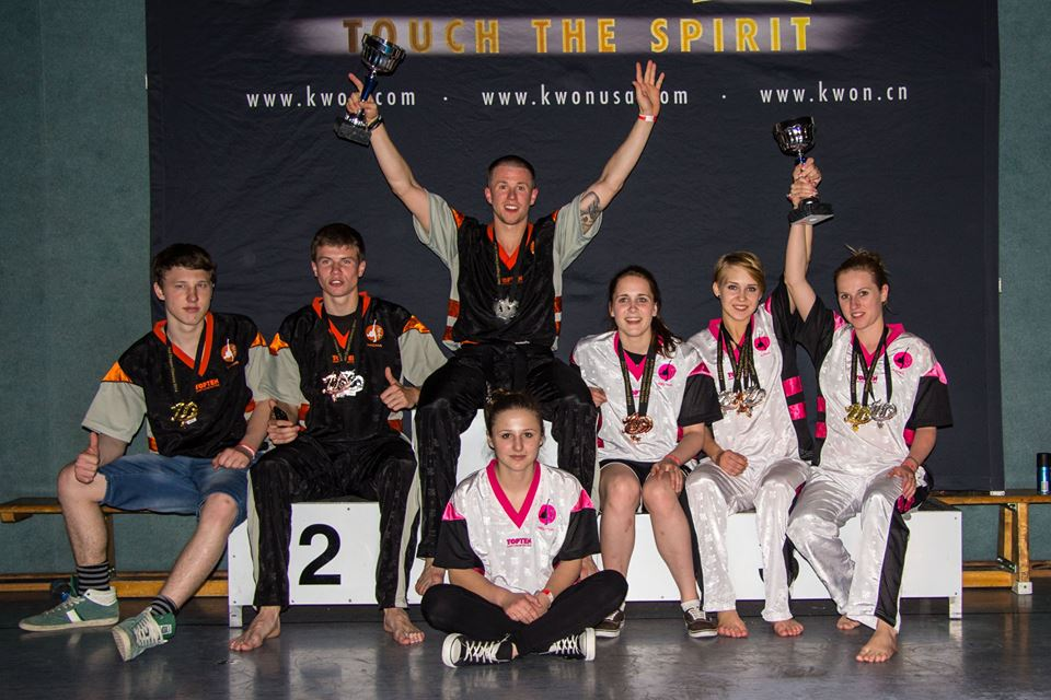 S-SMAC Team Niedernhall