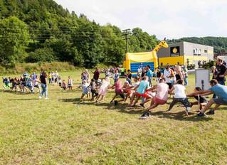 Mit einem großen Fest in die Sommerpause