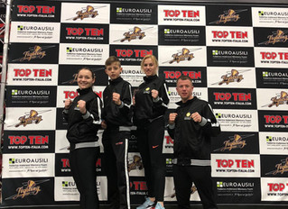 Pointfighting Cup 2018 Mailand