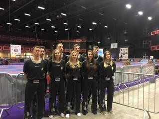 Das S-SMAC Team auf den Irish Open
