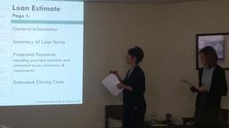 TRID Closing Disclosure Presentation
