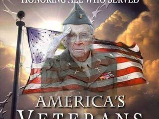 Thanks to all the Veterans of Northwest Ohio