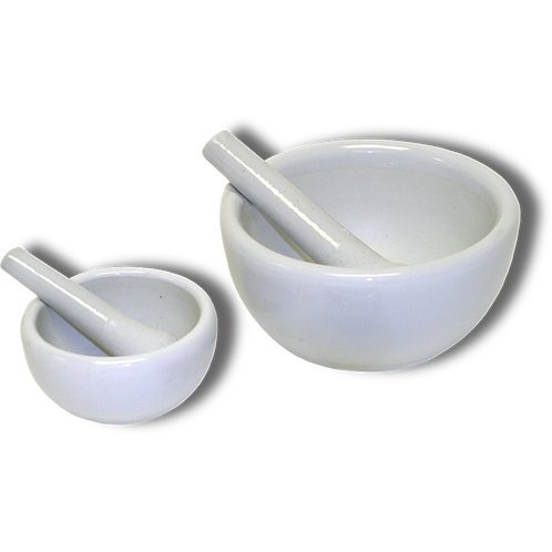 Mortar and Pestle Series