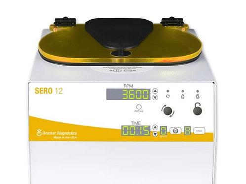 Drucker SERO 12 - Blood Banking Centrifuge