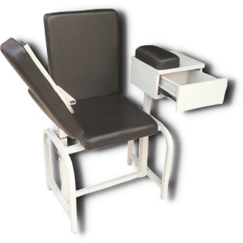 Kool Lab's KS-PHL-001 Phlebotomy Chair Front