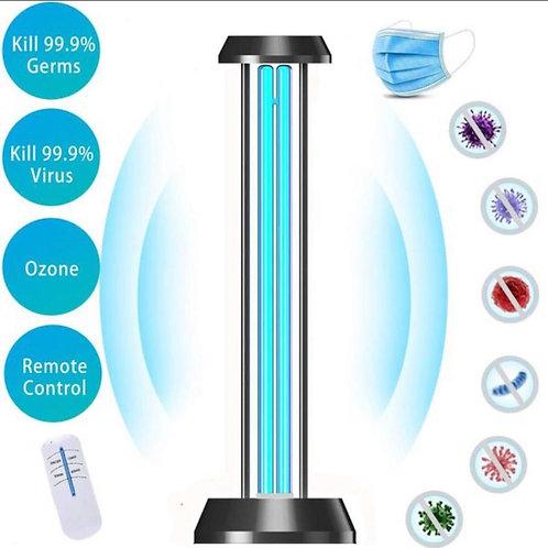UV & Ozone Disinfection Lamp Radar Mode