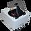 Kool Lab's 642B Centrifuge Back Left Lid Open