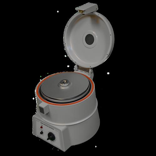 Kool Lab's KS-100MH-2 Micro Hematocrit Centrifuge Lid Open