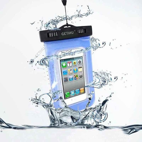 Waterproof Phone Case- Pouch for easy disinfection and protection of your phone.