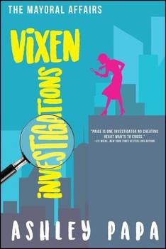 Bridal Bookshelf: Vixen Investigations Shows Us We're All Deserving of Love