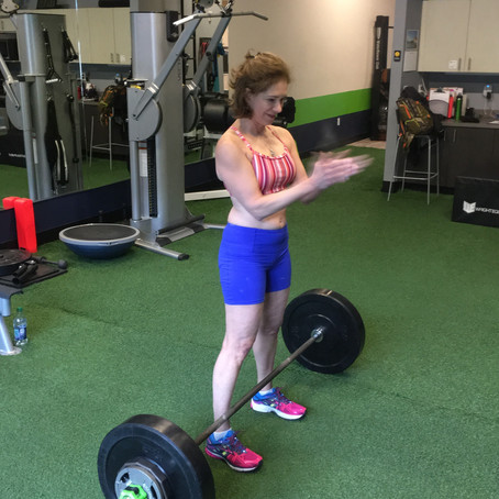 Weightlifting at 65… and I ain't done yet!