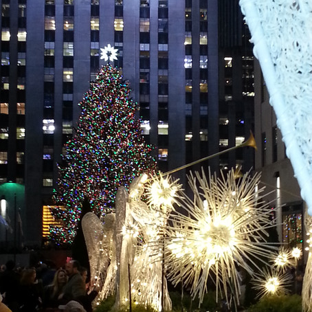 Romance In New York City During The Holidays