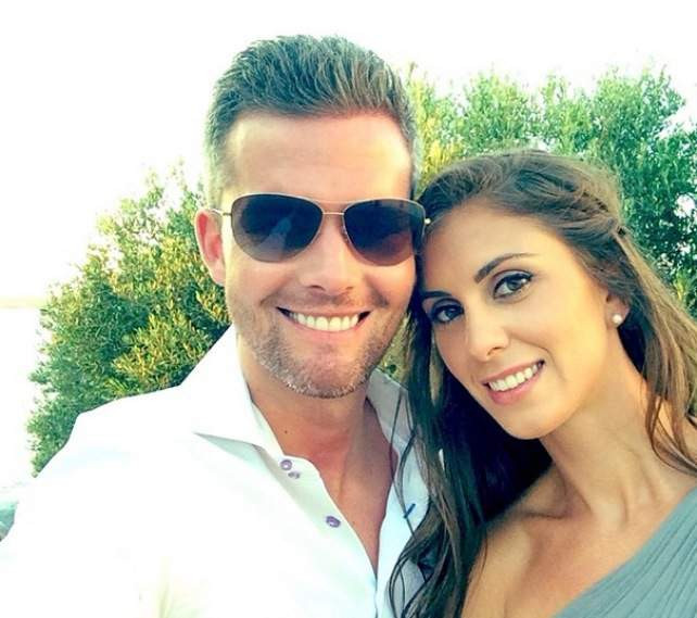 Ryan Serhant and Emilia Bechrakis 4 Tips to Keep the Wedding Planning Peace