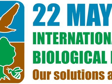"""Happy International Biodiversity Day: """"Our solutions are in nature"""""""
